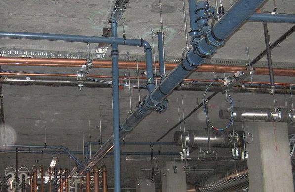 Commercial drains drainrooter plumbing for Waste drainage system
