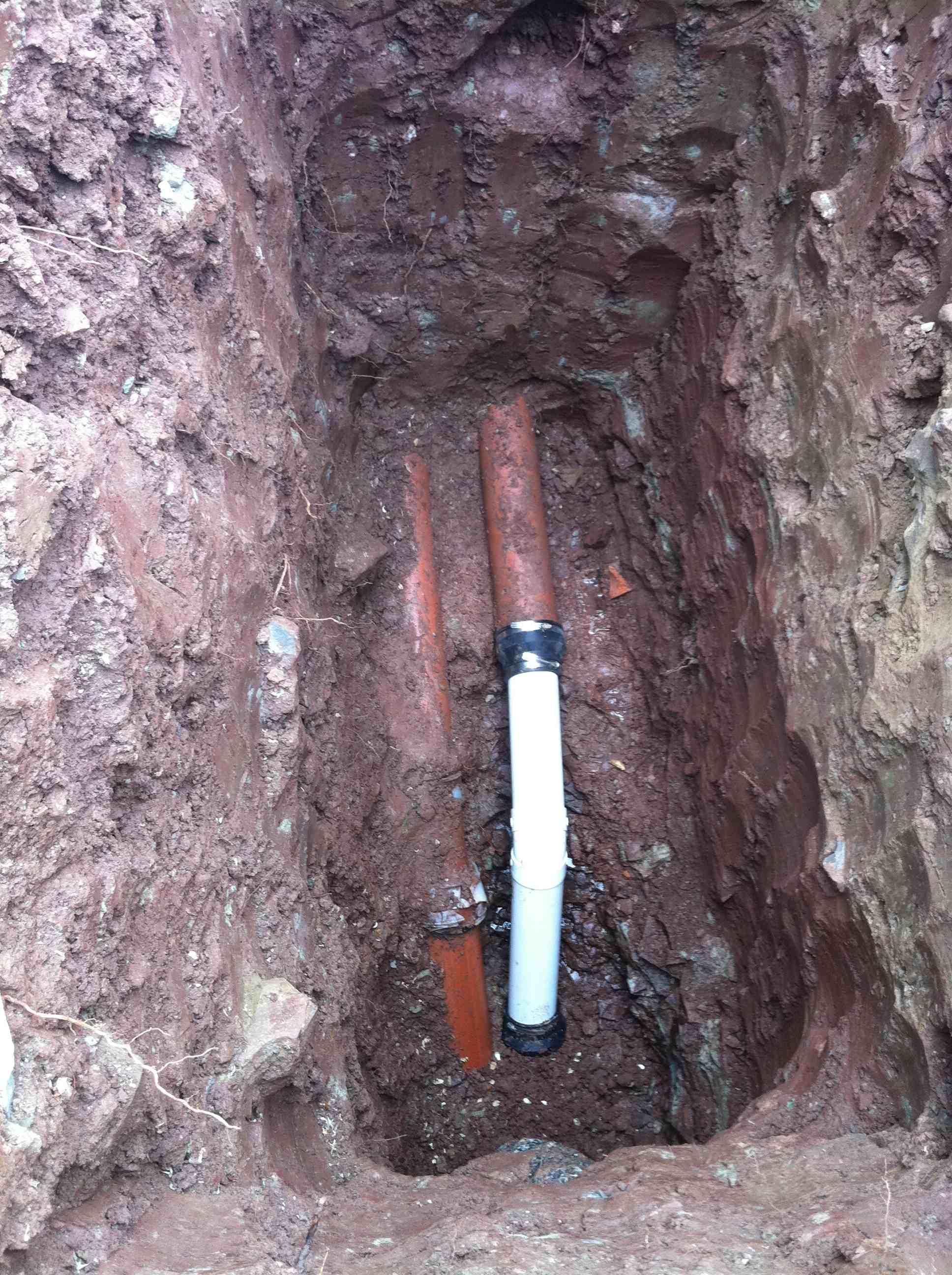 basement drain repair drainrooter plumbing