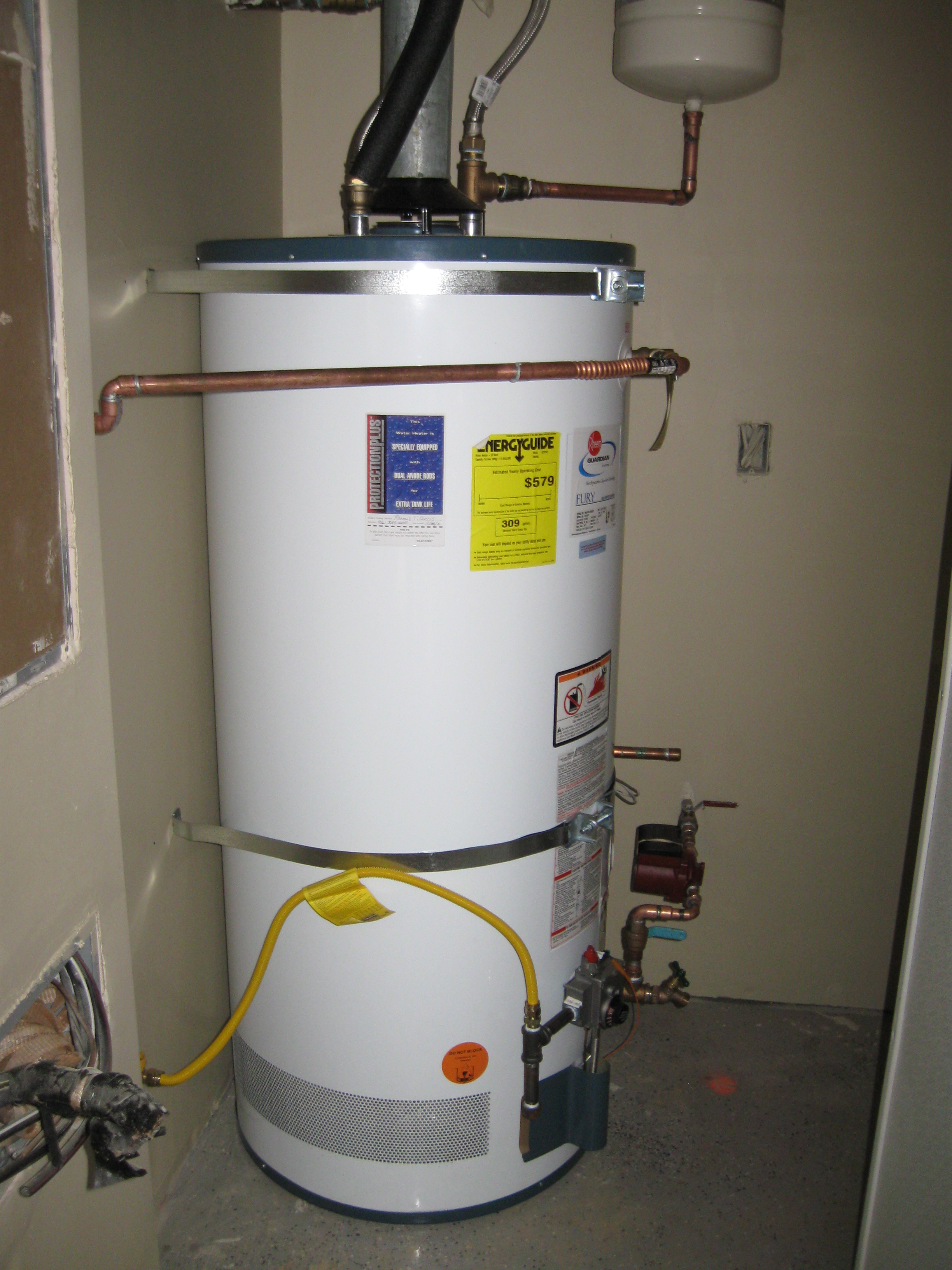 The Telltale Signs That Your Water Heater Is On The Fritz